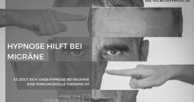 Hypnose hilft bei Migräne