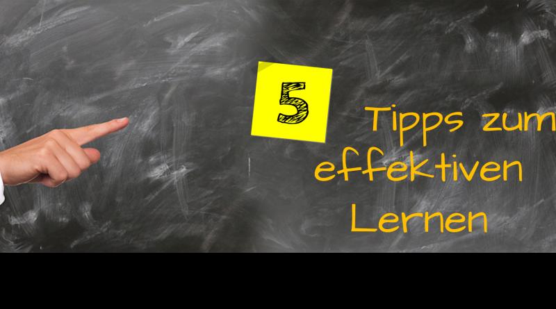 Tipps zum Lernen