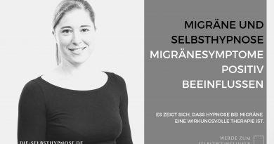 Migräne und Selbsthypnose - Migränesymptome positiv beeinflussen