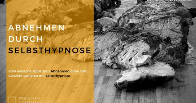 Abnehmen durch Selbsthypnose