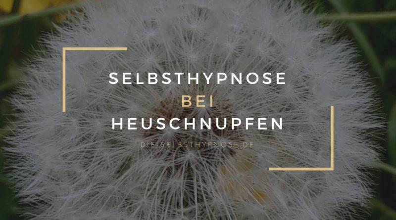 Selbsthypnose bei Heuschnupfen